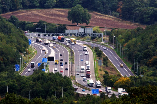 M62 managed motorway scheme to be brought forward