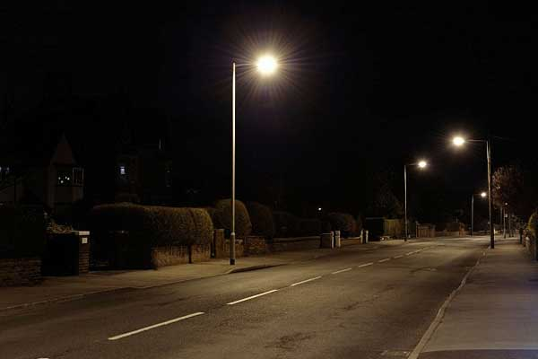 Welwyn Hatfield to get 3,000 LED lights this month