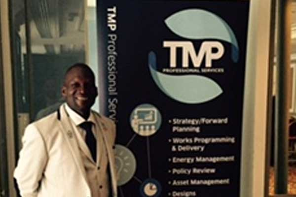 TMP | Launch new Professional Services division