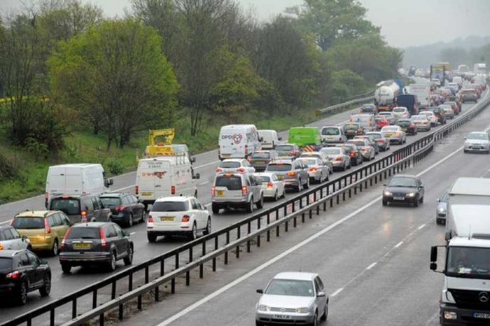 M4 roadworks lasting 13 months at junction 10 to start in October