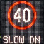 40Mph-slow-down-VMS