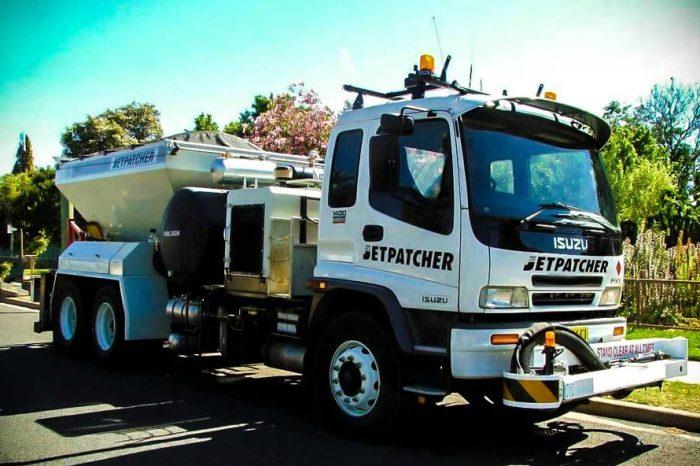 Jetpatcher™ launch cost saving Pothole Solution