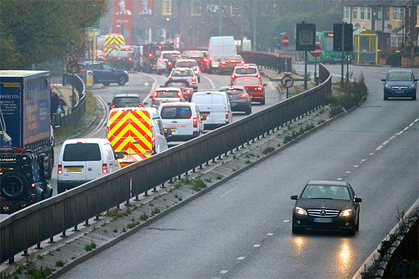 'Have your say' message at M56 and A5036 road improvement consultations