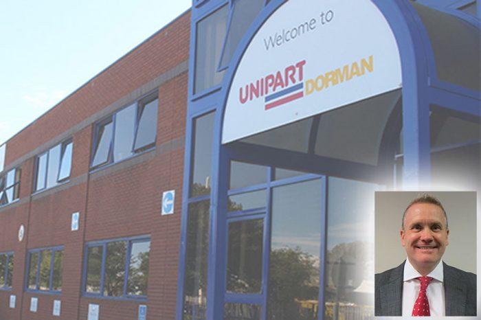 Unipart Dorman   Patrick Beecroft joins the Traffic Sales Team