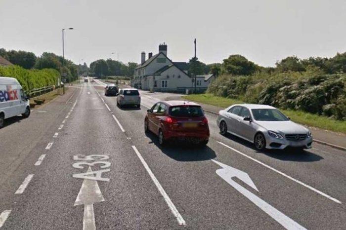 Safety upgrade planned for A35 junction near Devon-Dorset border