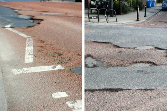VIDEO | Newland Avenue's crumbling roads to be restored in £125k project in Hull