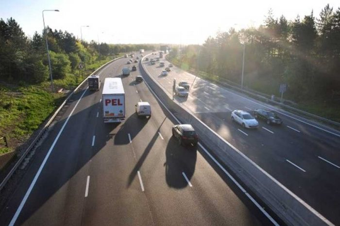 £120 million upgrade planned for 7.5 mile M1 stretch