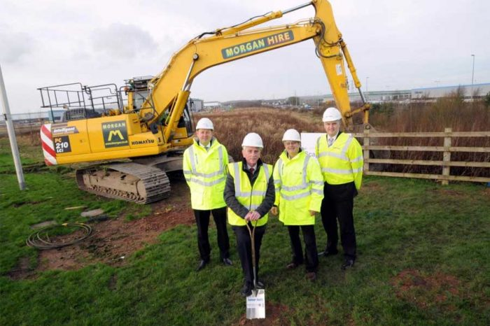 Multi-million pound project to ease congestion on M62 begins