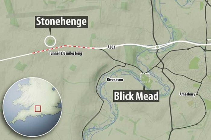 Plans for tunnel under Stonehenge may be dropped amid £800m hole in roads budget