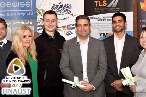 TLS | North Notts Business Awards 2017 Finalists