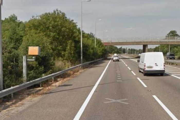Average speed cameras installed on stretch of the A3 in Esher