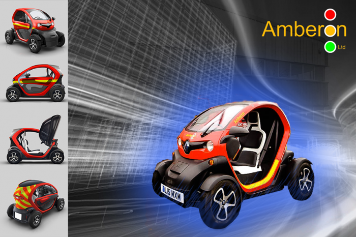Amberon TM | The Twizy role in road safety