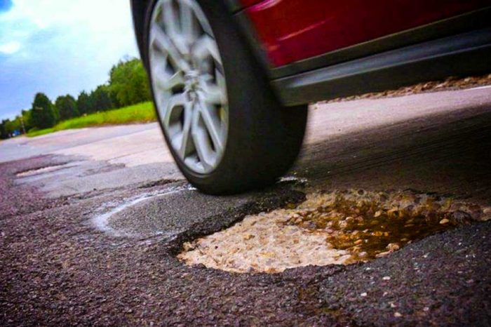 Councils need more than £12bn to improve roads