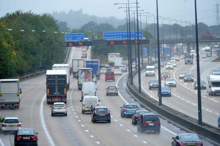Widening M25 'not the answer' to congestion problems