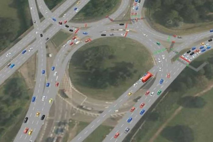 £13m upgrade for M4 junction in Newport to ease traffic