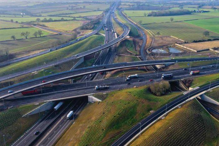 Major Midlands junction improvement open
