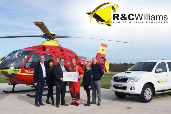 R&C Williams Ltd   Celebrating 60 Years