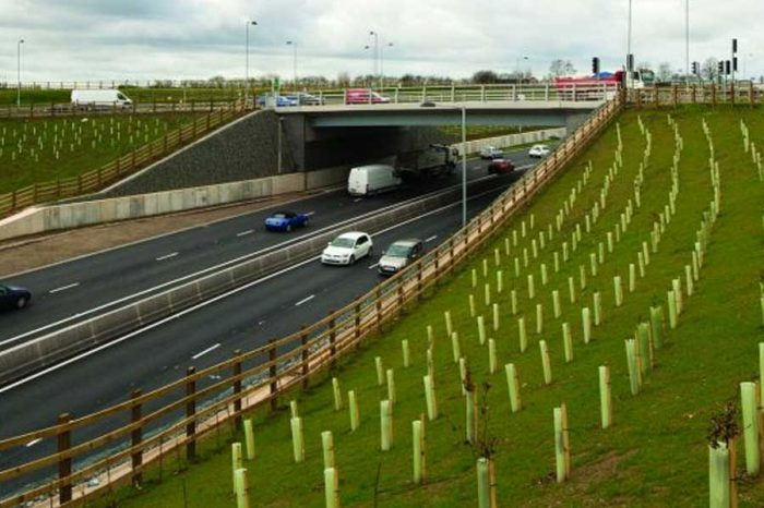 £106m Tollbar Island junction officially opened