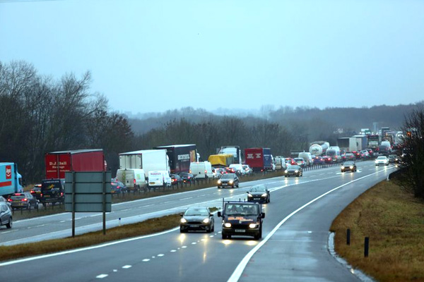 A1 near Durham earmarked for £1.85m worth of improvements