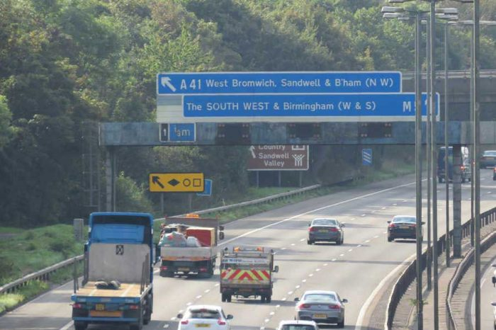 Highways England vow to ease disruption over major 18-month scheme