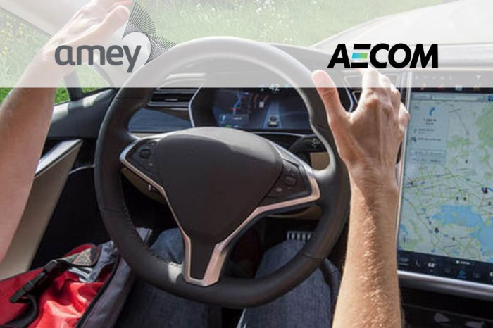 Amey and Aecom secure millions to develop driverless vehicles
