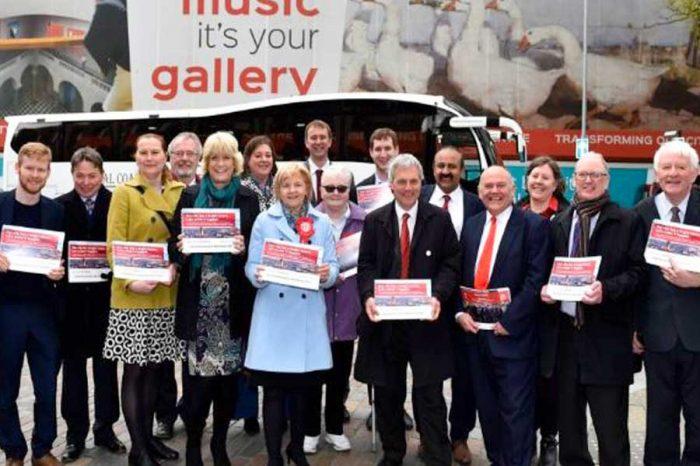 Aberdeen Labour promises an extra £10 million to fix city roads