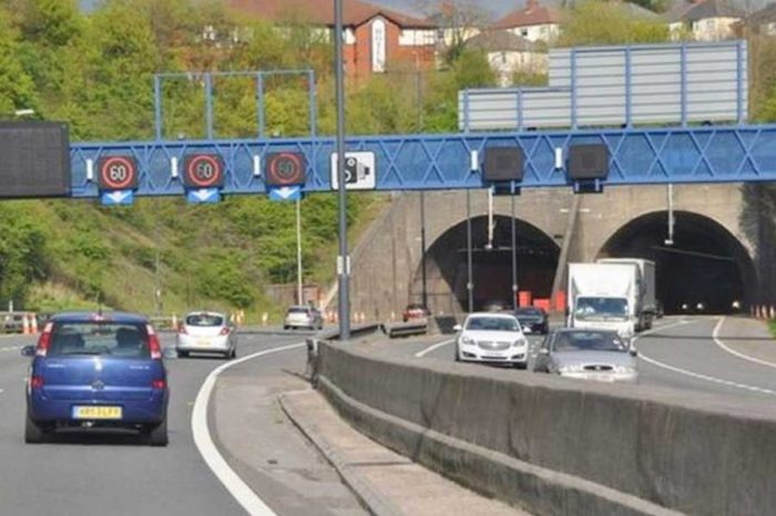 M4 relief road tunnel idea 'would cost almost £10bn'