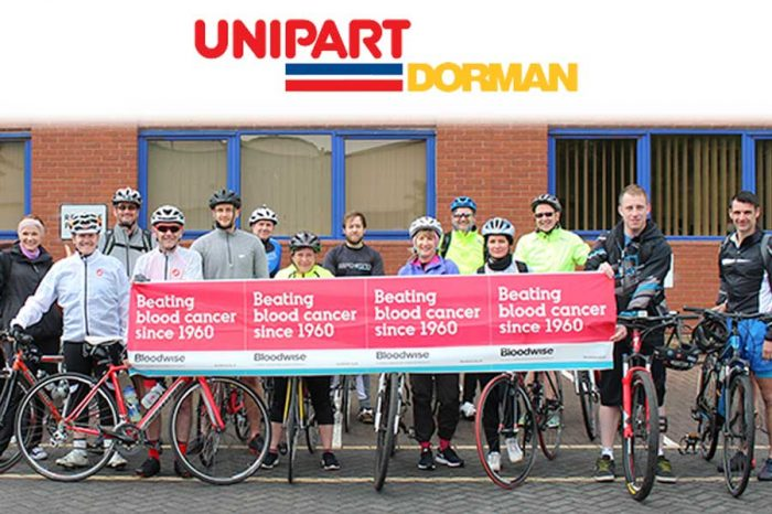Unipart Dorman | Cycling for Bloodwise