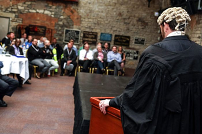 Ringway | 'In The Dock' - Ringway's New Approach to Health and Safety