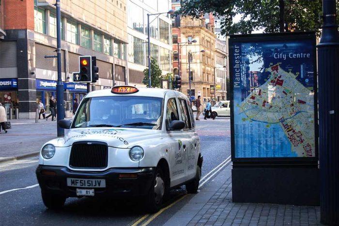 Manchester announces £100m road investment