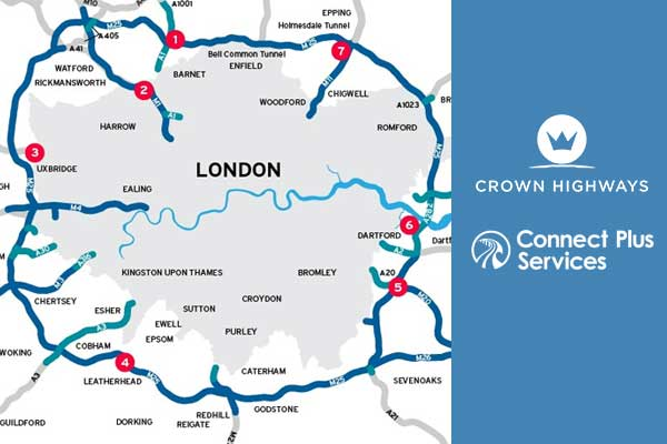 Crown Highways | Flagship M25 Contract Award