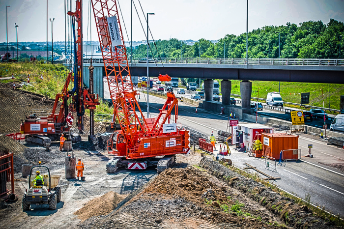 Skanska signs a 320m, ten-year highways maintenance contract in Cambridgeshire, UK,