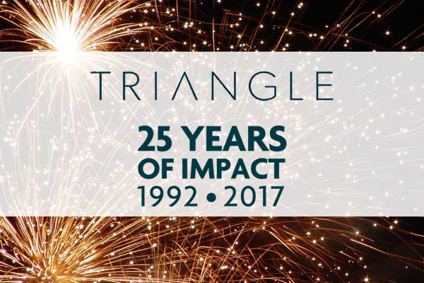 Triangle Software | 25 Years and counting