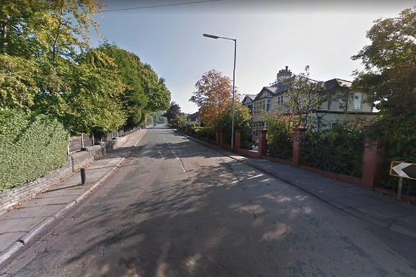 Pensioner died after falling off his bike on a road 'notorious' for potholes
