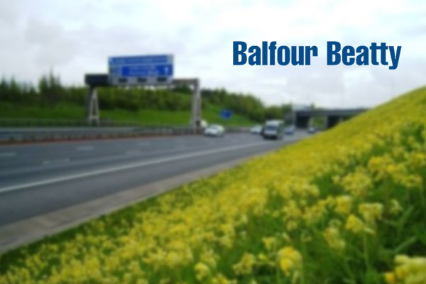 Balfour Beatty gets £36m extension to motorway contract
