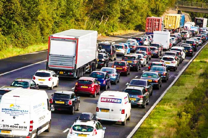 Police reveal incident which closed M3 near Winchester for hours was the second in as many weeks