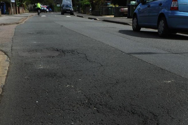 Call for more funding to deal with county's pothole problem