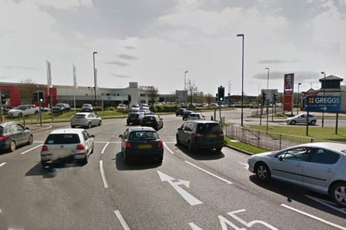 Is this Coventry junction the most confusing in the UK?