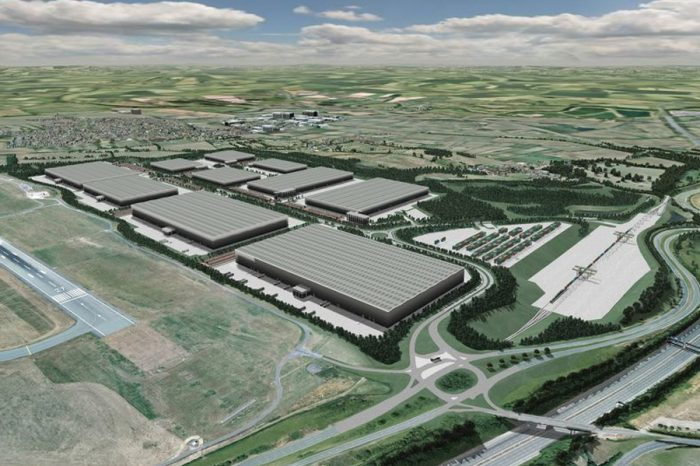 Key step forward for huge 'inland port' next to East Midlands Airport that will create 7,000 jobs