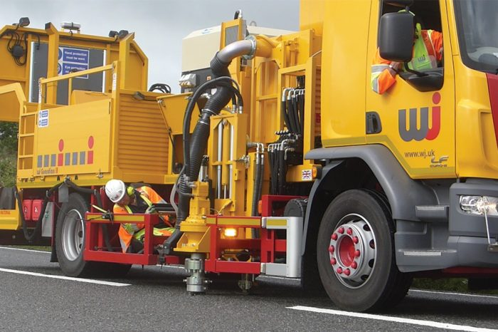 WJ Group | Road Expo Scotland