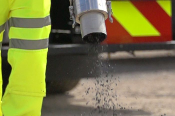 £138,000 spray injection patching machine boosts pothole repairs in Bury
