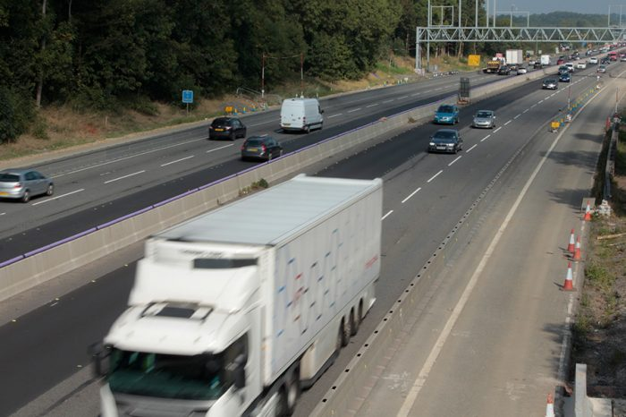 Highways England targets inappropriate driver behaviour