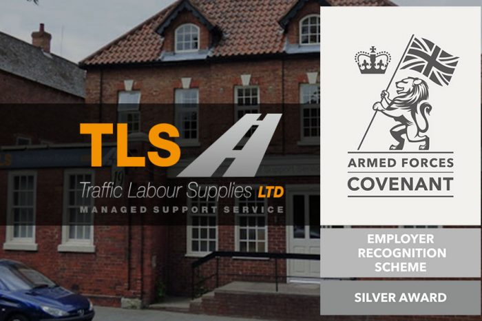 Traffic Labour Supplies   Silver recognition for local employers