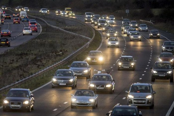Shocking research shows motorists' lack of motorway knowledge