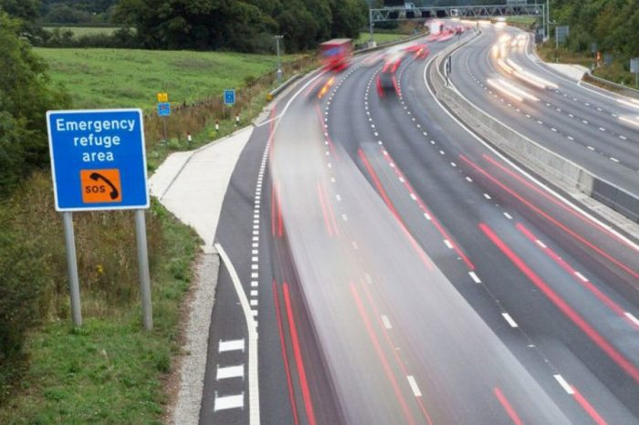 How to handle smart motorways