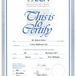 Rob-Peters-Certificate
