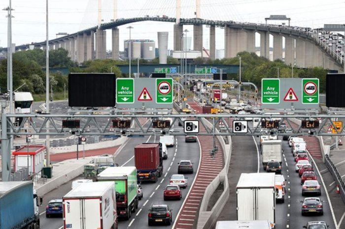 Bailiffs visit more than 200,000 Dartford Crossing motorists