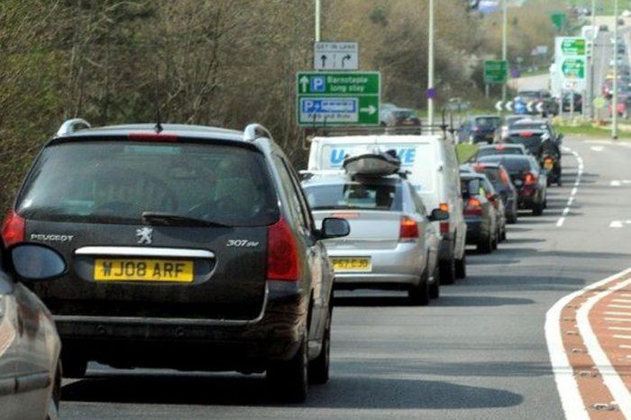 Road closures mark start of six month roadworks on North Devon Link Road