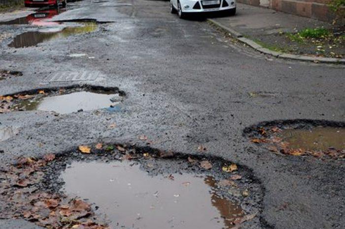 £1.5m pothole repair fund unveiled as part of £23.5m council transport plan