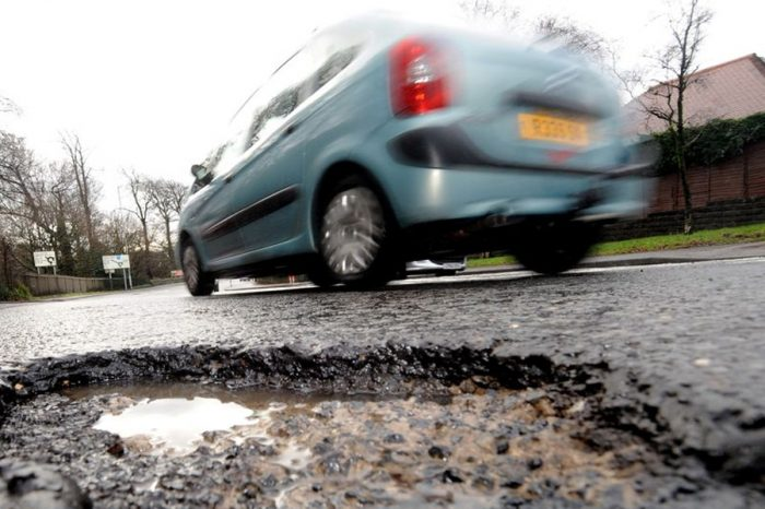 Council admits road quality will get worse because there isn't enough money to fix them